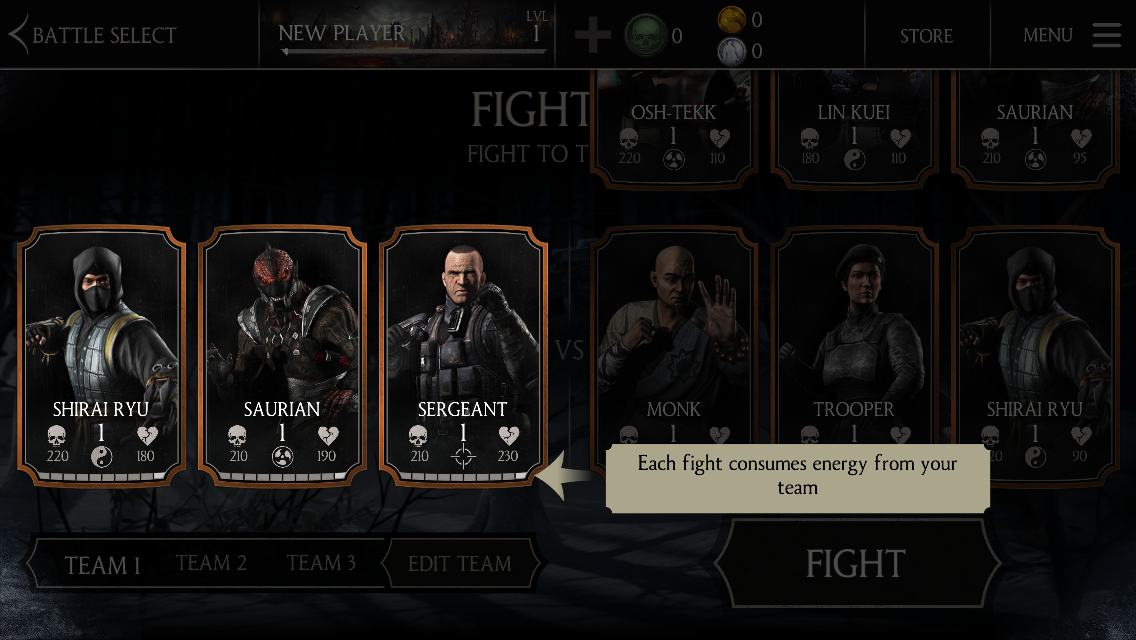Dr Jengo S World I M Playing Mortal Kombat X Mobile