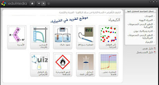 تحميل برنامج إيدوميديا edumedia للفلاشات التعليمية في العلوم