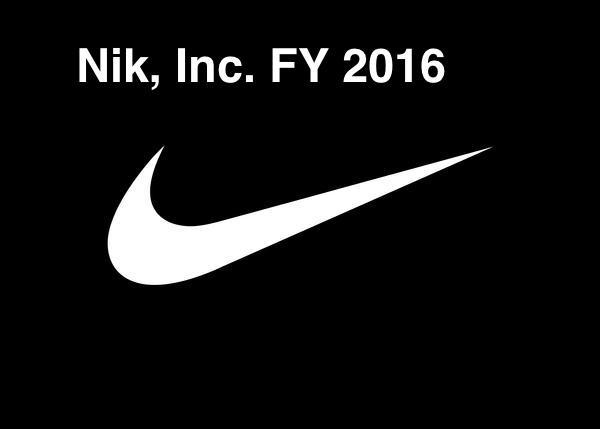 tokyo sneaker club nike inc fiscal 2016 revenues 32 4 billion up
