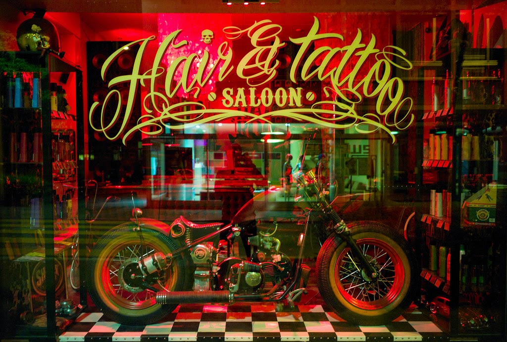Hair and Tattoo estudio de tatuajes