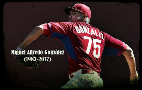 Miguel Alfredo era de esos pitchers que disfrutaba el juego, que amaba lo que hacía y no le interesaba otra cosa subirse a la lomita.