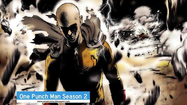 One Punch Man Season 2 (2019) Batch Subtitle Indonesia