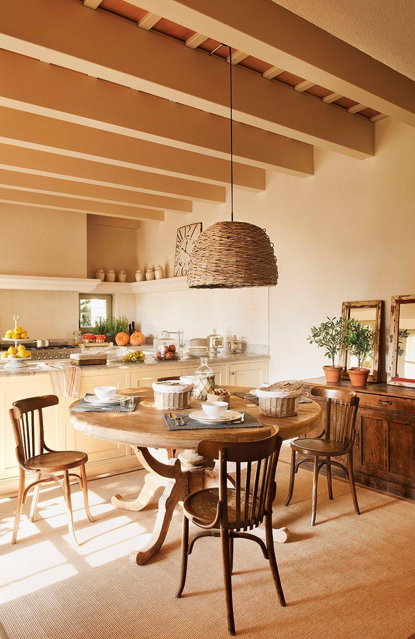 Las cositas de beach eau una casa vista en el mueble - La cocina del 9 ...