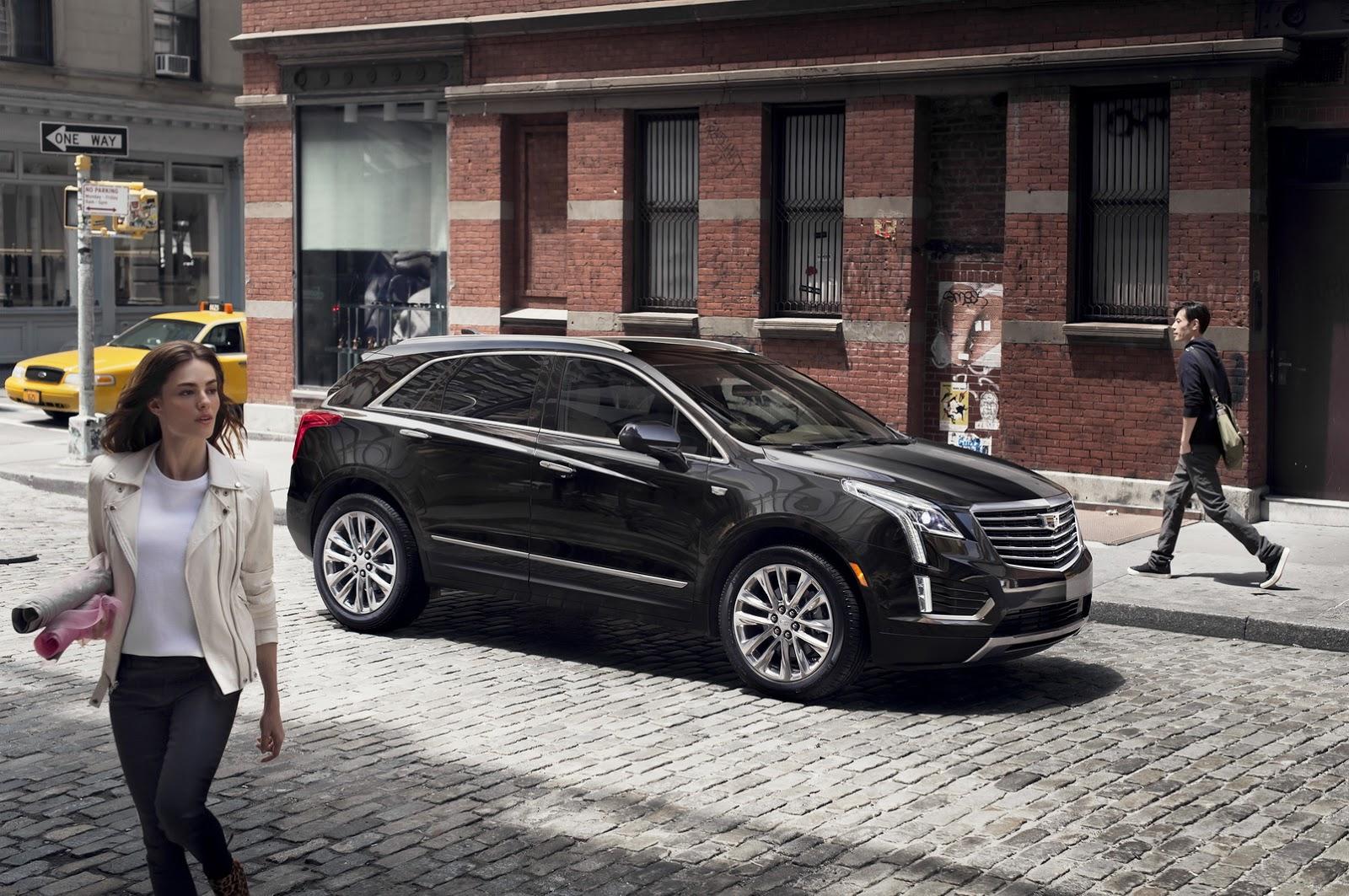 Cadillac 7 Seater Suv   New & Used Car Reviews 2018
