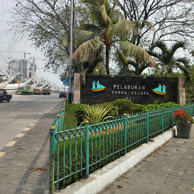 Pelabuhan sunda kelapa