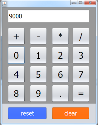 Calculator In Java With Source Code
