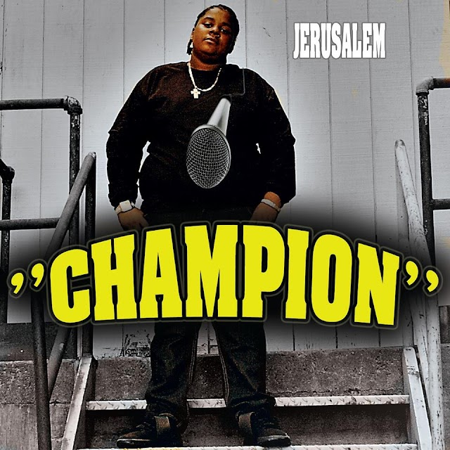 "Meet Hip Hop Recording Artist ""JERUSALEM / SCARFELLA MUSIC"" from Schenectady, NY"