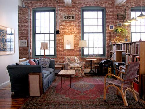 Estudio de arquitectura emearq - Decoracion industrial vintage ...