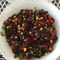 pirinçten salata nasıl yapılır