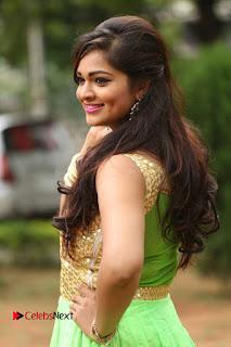 Actress Aswini Pictures at Ameerpetalo Audio Success Meet  0066
