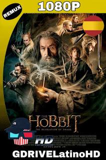 El Hobbit la Desolación de Smaug VE (2013)[CAS] BDREMUX 1080P MKV