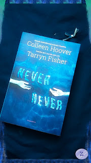 ,,Never Never'' Collen Hoover i Tarryn Fisher
