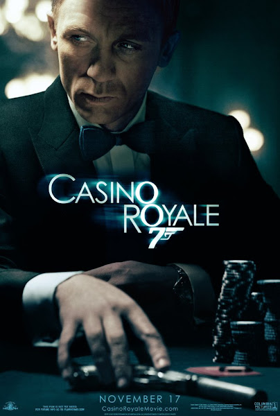 Poster Of James Bond Casino Royale 2006 720p Hindi BRRip Dual Audio Full Movie