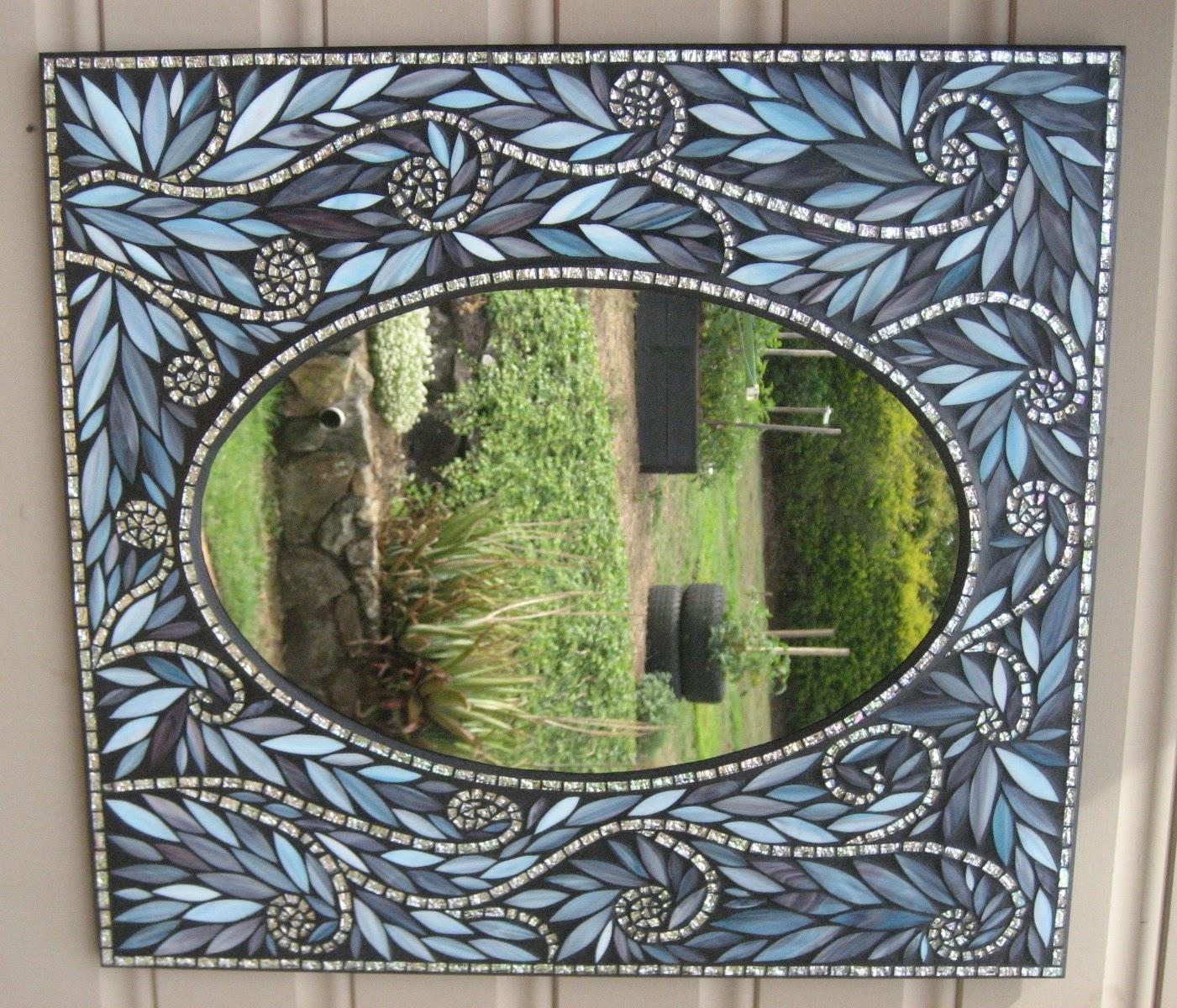 Images About Mosaic Tile Leaf Patterns