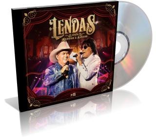 CD Milionário e Marciano – Lendas (2016)