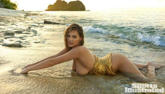 Kate Upton – Sports Illustrated Swimsuit Edition 2017