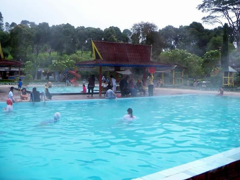 Pemandian Air Panas Gajawong Tempat Wisata di Tasikmalaya Terbaru