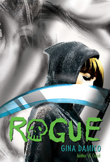 Book Review:  Rogue by Gina Damico