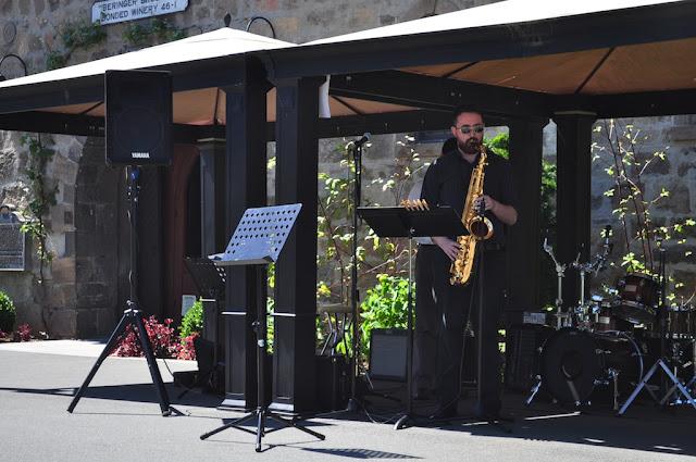Jazz Mondavi wine tasting experience napa valley