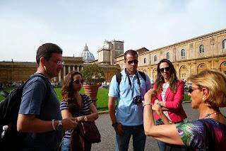 Museus Vaticanos antes abertura publico7 - Museus Vaticanos antes da abertura ao público