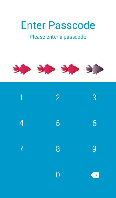 Japanese-style goldfish