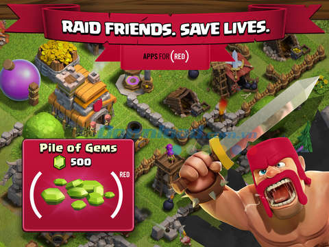 Cách Hack Gem Clash Of Clans Cho iOs, Androi 2017 - 173253