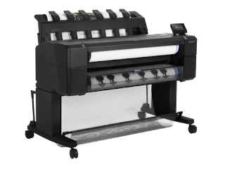 Download HP DesignJet T1500 drivers