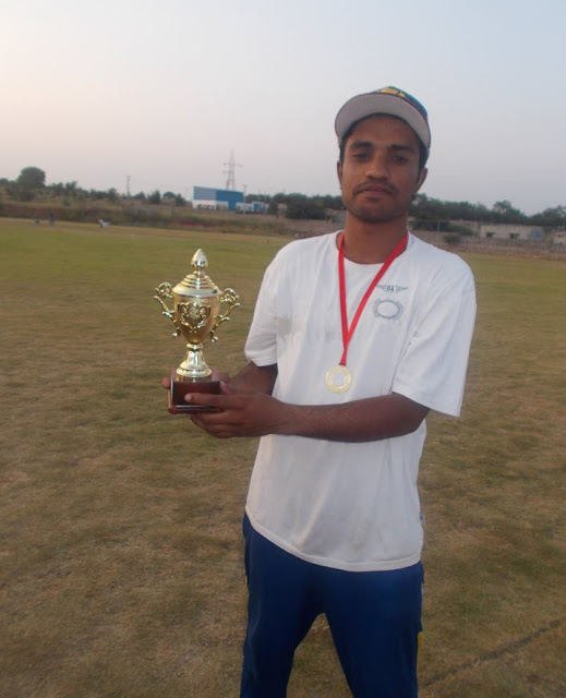 Mohd Waseem Truly Hyderabad Face of the Month