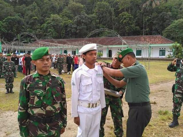 Klarifikasi @Puspen_TNI Soal Berita dan Foto Latihan ala Militer Anggota FPI dan TNI di Banten