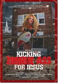 Kicking zombies ass for Jesus