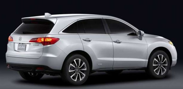 2017 Acura CDX Review