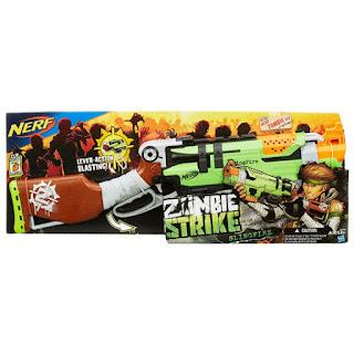 Súng Nerf Chống Zombie Strike Slingfire