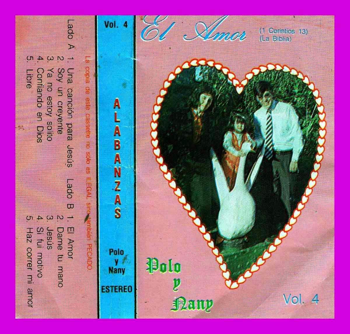 Polo y Nany Negrete-Vol 4-El Amor-