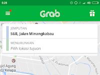 Cara Mendapatkan Tumpangan Gratis dari Grab