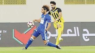 مشاهدة مباراة إتحاد كلباء والنصر بث مباشر اليوم 28-9-2018 دوري الخليج العربي