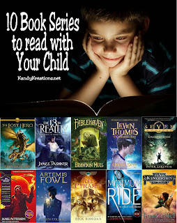 Carve out some quality time with your child by reading before bed. With these amazing series, you'll find adventure, bonding, and a love of reading.