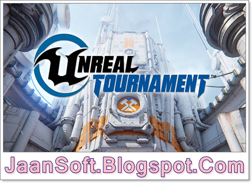 Unreal Tournament 2017 PC Game Free Download