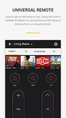 تحميل تطبيق التحكم عن بعد في التلفاز إنطلاقا من هاتفك