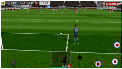 Download FTS Mod PES 2018 Apk Data OBB