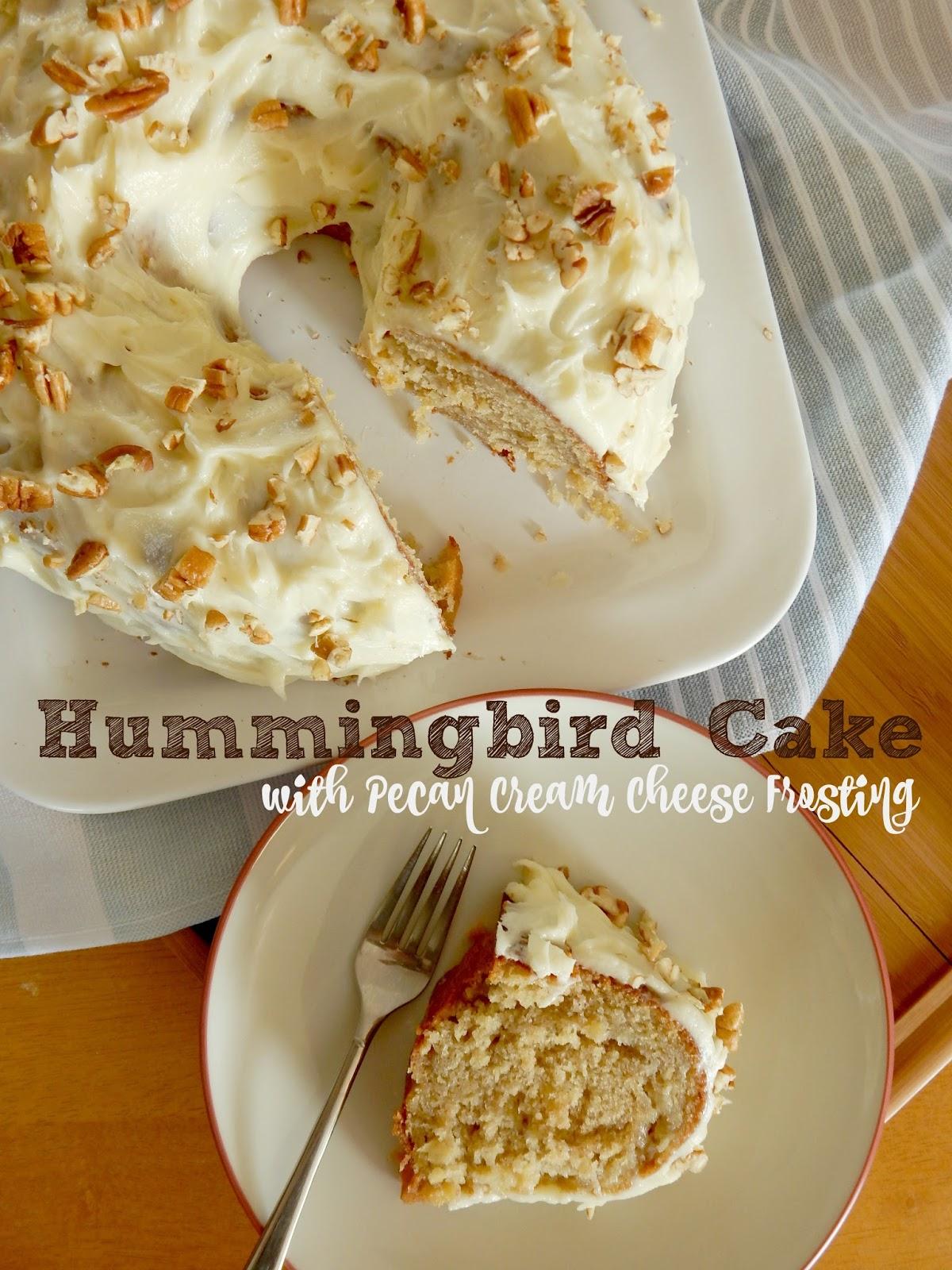 recipe: hummingbird cake in bundt pan [37]