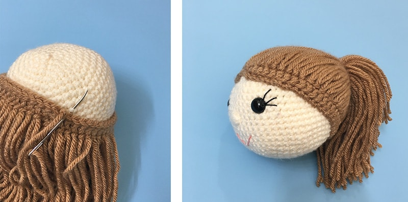 Amigurumi Doll, A Work In Progress – Geek and Yarn | 398x800