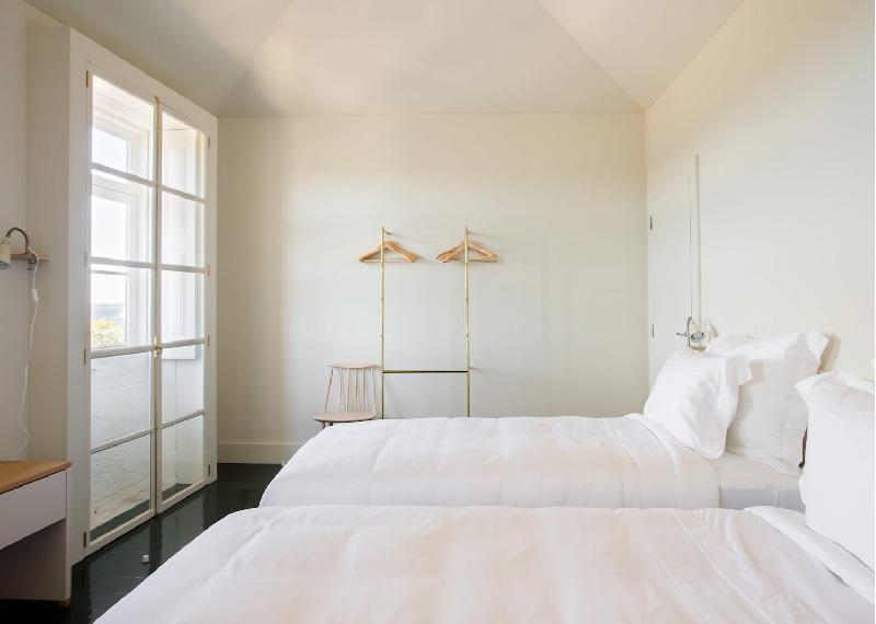 Un bed and breakfast per otto persone ricavato in una casa del XIX secolo.