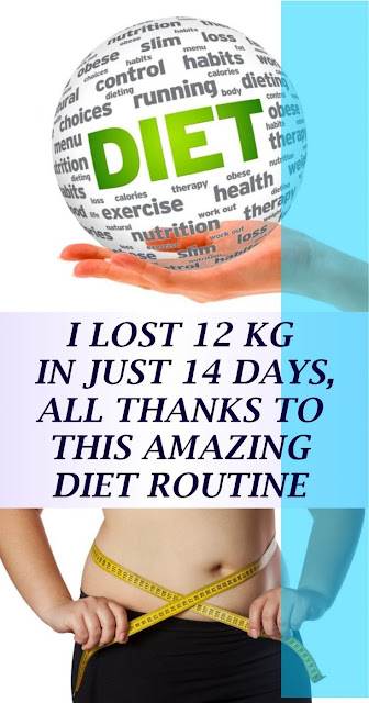 I Lost 12 KG Weight In Just 14 Days, All Thanks To This Amazing Diet Routine