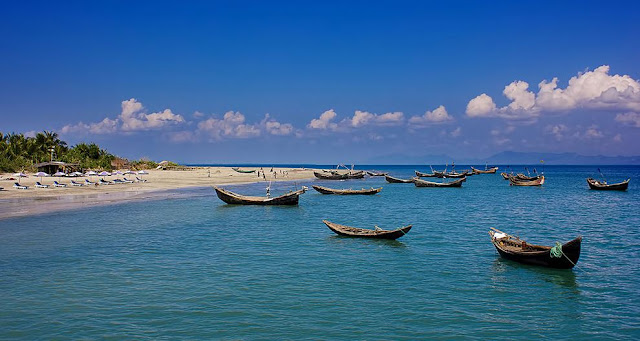 List Of Bangladesh Islands, st martin