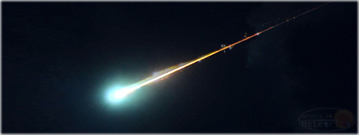 bola de fogo no Rio Grande do Sul no dia 30 de julho