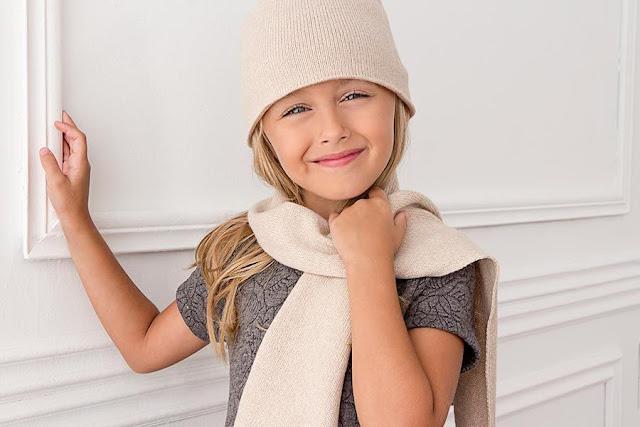 abrigos nenas invierno 2017