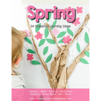 spring preschool unit lesson plans