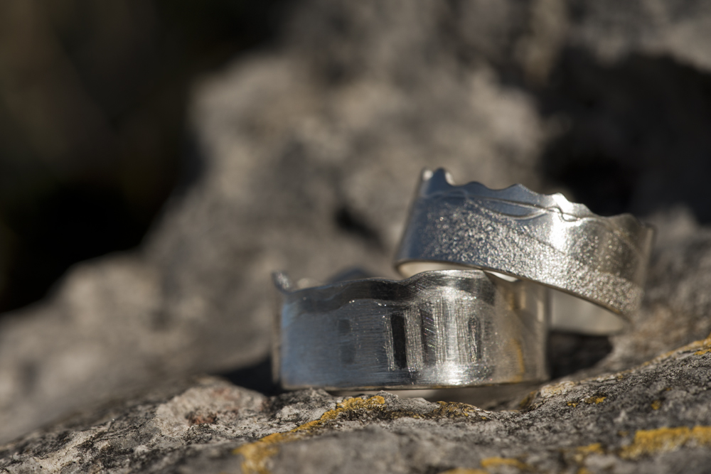 passion flower studio is proud to announce that couples are now able to make their own wedding rings in my cosy studio in grange over sands cumbria - Make Your Own Wedding Ring
