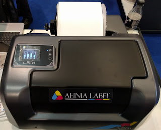 L501 Color Label Printer
