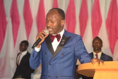 Apostle Suleiman Pays 10 Years House Rent For Family In Ibadan